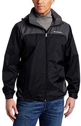 Columbia Big & Tall Glennaker Rain Jacket for Men