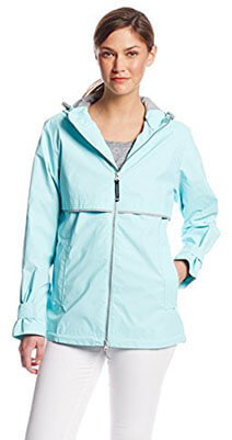 Charles River Apparel Women's Waterproof Rain Jacket