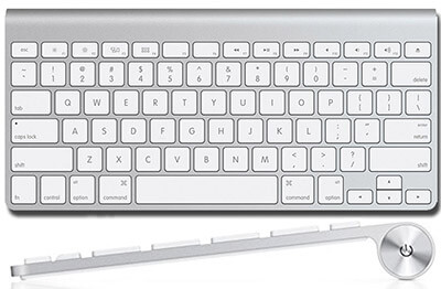 Apple Wireless Keyboard, Compatible with Bluetooth and Mac Computers