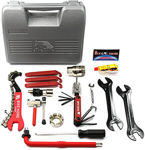Bikehand Bicycle Repair Tools Tool Kit Set