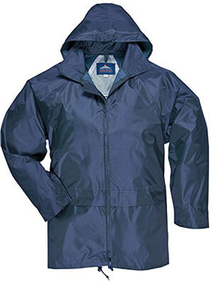 Portwest Classic Rain Jacket for Men