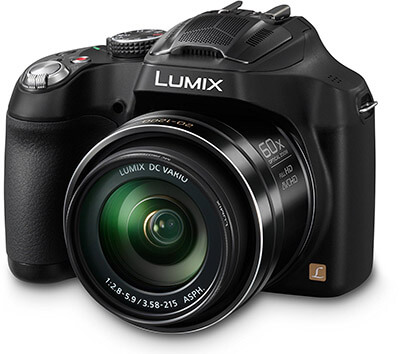 Panasonic LUMIX DMC-FZ70 Digital Camera, 16.1 MP
