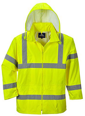 Portwest Lightweight Waterproof Rain Jacket