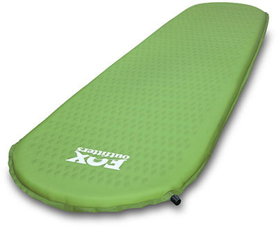 Fox Outfitters Ultralight Self-Inflating Camp Pad