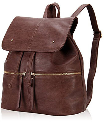 Hynes Victory Refined Women Flap Backpack