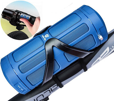 Celtic Blu Bluetooth Speaker System, Inbuilt Power Bank