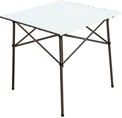 Timber Ridge Roll-Up Camping Folding Table