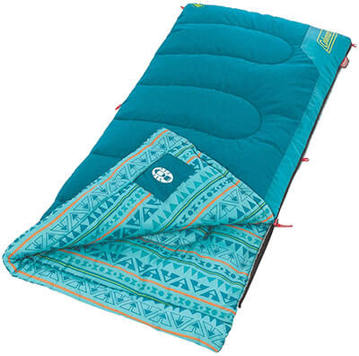 Coleman Kids 50 Degree Sleeping Bag