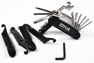 Ziyue Multi-Function Bike Mechanic Repair Tool Kit