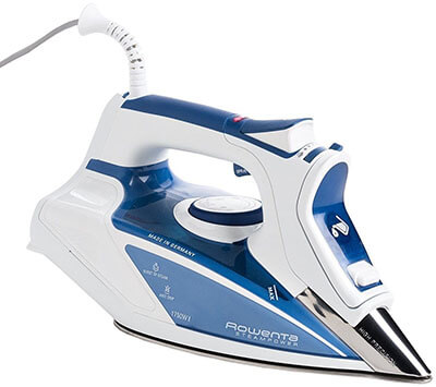 Rowenta DW9250 Auto Shut Off Steam Iron, 1750