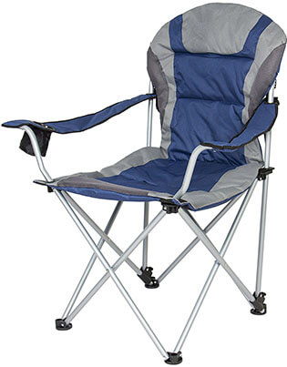 Best Choice Products Padded Reclining Camping Chair