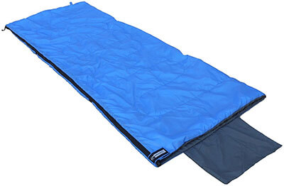 OutdoorsmanLab Ultra-light Sleeping Bag, Compression Sack