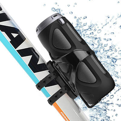 Avantree 10W Water-resistant Bluetooth Bike Speaker