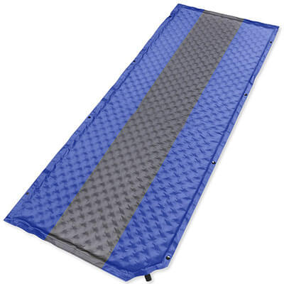 Yaao Self-Inflating Sleeping Pad Attached Pillow