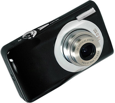 KINGEAR KG001 Digital Video Camera, 15MP