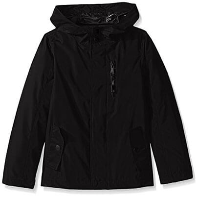 Urban Republic Boy's Rain Jacket, Hooded