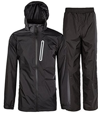 SWISSWELL Waterproof Rainwear for Men