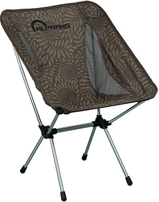 ALPRANG Portable Folding Camping Chair, Carrying Bag