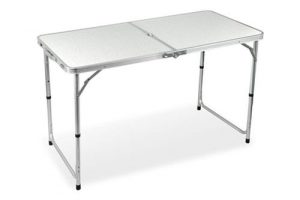 Top 10 Best Camping Folding Tables in 2018 Reviews