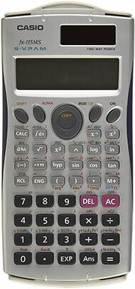 Casio fx-115MS PLUS SR Science Calculator