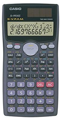 Casio fx-991MS PLUS Calculator Scientific