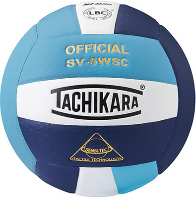 Tachikara SV5WSC Volleyball-Sensi Tec Composite Ball