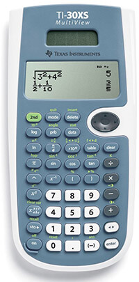 TI-30XS Multi-view Texas Instruments Science Calculator