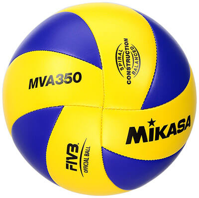 Mikasa MVA350 #Olympic Replica Volleyball for indoors and outdoors