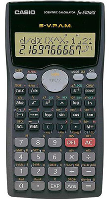FX-570MS Casio Scientific Calculator
