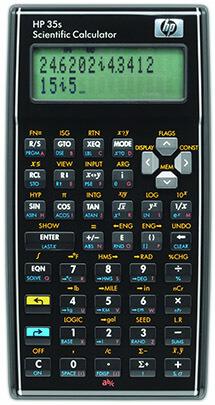 HP 35S-35S Science Calculator