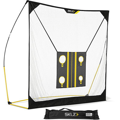 SKLZ Quickster Golf Net with Chipping Target and Carry Bag