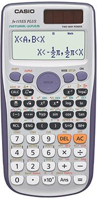 FX-115ES PLUS Casio Scientific Calculator