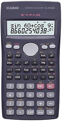 Casio FX-95MS Calculator Scientific