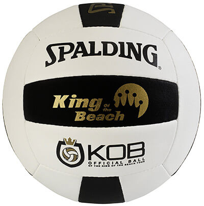 Spalding King of the Beach - Official Tour Volleyball