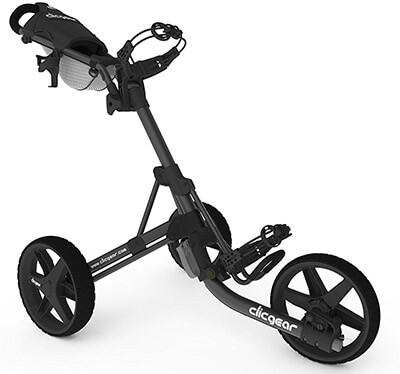 Clicgear 3.5+ Golf Push Cart Model