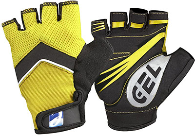 Elite Cycling Project Road Racer Bicycle Riding Gloves