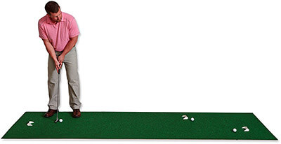 Putt-A-Bout Golf 3 x 11-Feet Putting Mat
