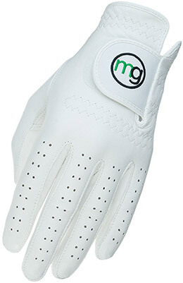 MG Golf All-Cabretta DynaGrip Leather Golf Glove