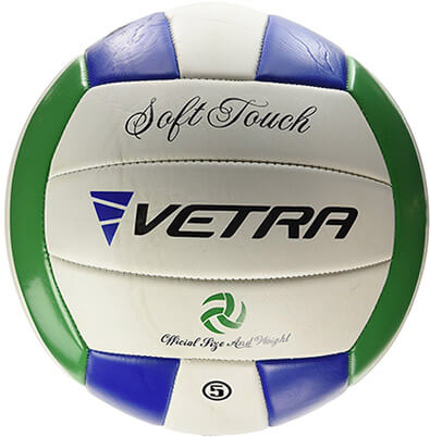 Vetra Volleyball Soft Touch Volley Ball