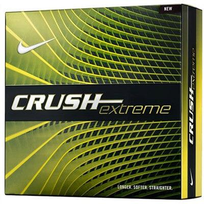 Nike Golf Crush Extreme 16 Bi-Ling White Ball