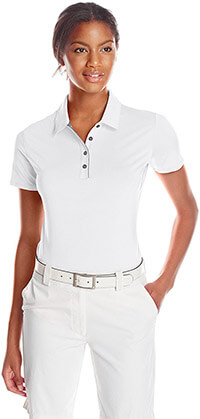 Adidas Golf Women's Short Sleeve Polo Shirt