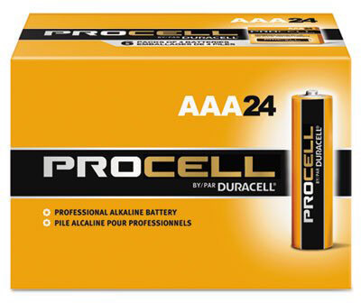 Procell Triple A Alkaline Batteries by Duracell