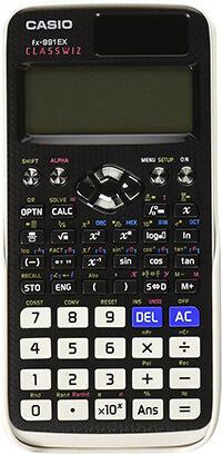 Casio FX-991EX Black Scientific Calculator