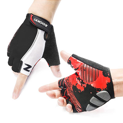 ZOOKKI Mountain Bike Gloves for Cycling