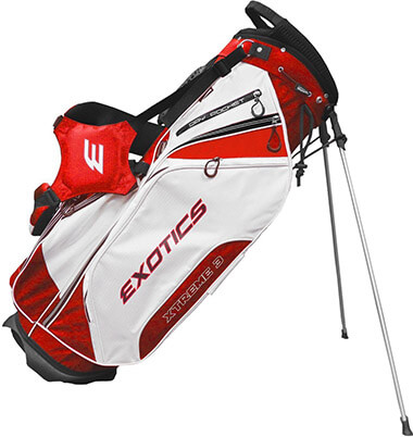 Tour Edge - Exotics Extreme 3 Stand Golf Bag