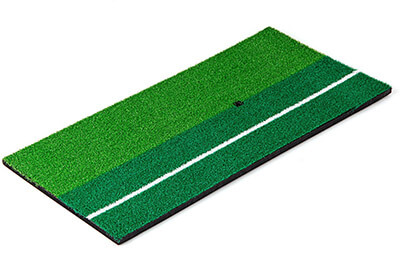 Amzdeal Outdoor Indoor Golf Hitting Mat