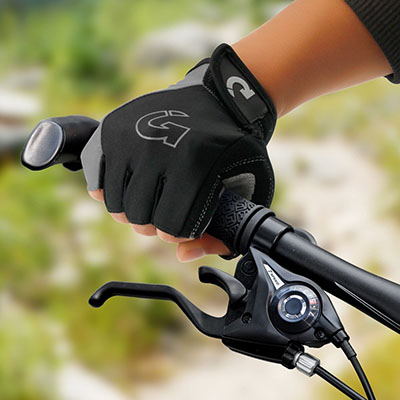 Gearonic TM Half-finger Short Cycling Gloves
