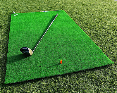 Net World Sports FORB Academy Golf Mat