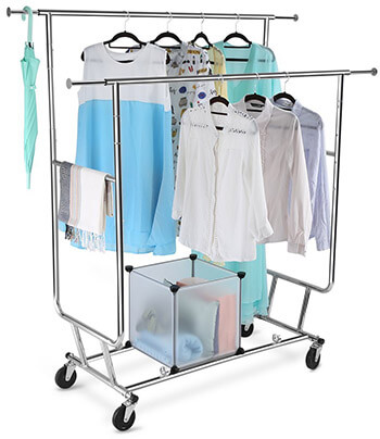 Langria Clothes Hanging Rack