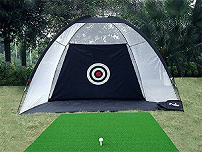 Golf Net Practice Driving Net System with Target